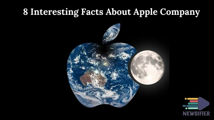 8 interesting facts about apple company n.