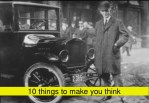 Ten Things To Make You Think Long