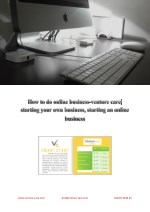 How to do online business-venture care| starting your own business, starting an online business