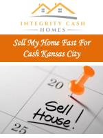 Sell My Home Fast For Cash Kansas City