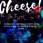 Corks No 1 Birthday Party With Little Ones to 100th Birthday - SoHo