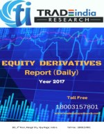 Daily Darivatives Prediction Report 05.04.2018 by TradeIndia Research