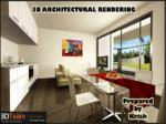 3d architectural rendering|3d rendering services|3d architectural visualization