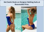 Shop for Bathing Suits For Body Types on Swimsale.com