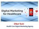 Healthcare Digital Marketing Agency | Medical Advertising Company