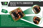 RS232 to TTL Converter - PCB Power Market