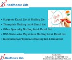 Other Specialty Mailing list | Other Specialty Email List in USA