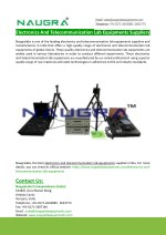 Electronics And Telecommunication Lab Equipments Suppliers