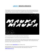 MaukaMauka.com is a Cricket Information Website