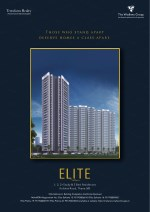 Spacious 2, 3 BHK Apartments in Kolshet Road, Thane - Elite