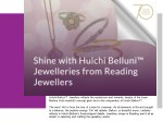 Shine with Hulchi Belluni Jewellery from Reading Jewellers