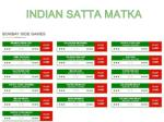 Are you looking for online Indian Matka games website?