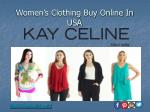 Buy Women's Clothing | Ladies Tops, Blouses, Dresses & Sweaters Online