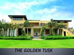 Golden Tusk Resort in Jim Corbett