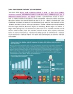 Russia Online Second Hand Car Sales, Used Buses Market-Ken Research