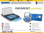 Global Payment Gateways Market Outlook 2024: Global Opportunity & Growth Analysis, 2016-2024