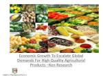 Global Agriculture Industry Analysis,Market Growth Opportunities,Market Evolving Demand,Faming Products Production Volu