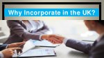 Why Incorporate in the UK?