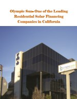 Residential Solar Financing Companies