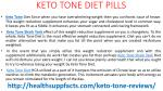 Keto Tone Reviews | Keto Tone Shark Tank