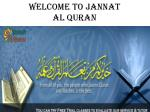 Quran lessons for children