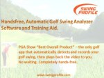 Best Golf Swing Analysis Software for Golfer