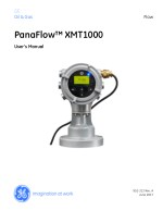 GE Mesurement PanaFlow XMT1000 Ultrasonic Liquid Flow Transmitter | Instronline