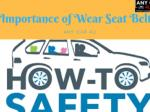 Know More About Seat Belt Safety at Any Car 4U