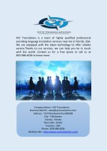 Professional Translation Services Near me in the USA