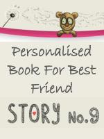Personalised Book For Best Friend