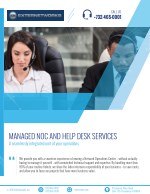 Managed NOC and Help Desk Services