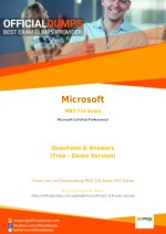 MB2-714 Exam Questions - Are you Ready to Take Actual Microsoft MB2-714 Exam?