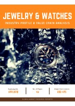 Global Jewelry & Watches Industry Profile & Value Chain Analysis