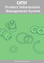 Catsy's Product Information Management System