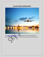 low air tickets booking online