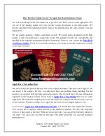 Hire The Best Online Service To Apply For Real Residence Permit