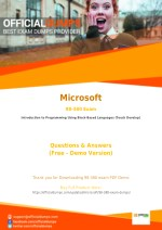 Download Actual Microsoft 98-380 Exam Questions & Answers : https://officialdumps.com/updated/Microsoft/98-380-exam-dump