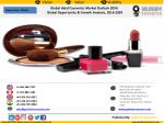 Global Halal Cosmetics Market Outlook 2024: Global Opportunity & Growth Analysis, 2016-2024