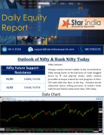 Daily Equity Report 4 may 2018