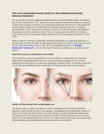 Eyelash Extensions Training CT