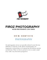 Firoz Photography