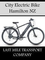 City Electric Bike Hamilton NZ