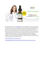 Gold Labs CBD -  Improve Your Energy Level