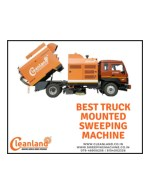 Cleanland Best Truck Mounted Road Sweeper