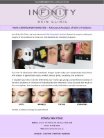 VISIA COMPLEXION ANALYSIS – Advanced Analysis of Skin's Problems