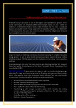 The Phenomenal Evolution Of Solar Energy In Riverside County - SunPower by Precis