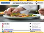 Asia-Pacific Food Service Market Outlook 2024:  Global Opportunity & Growth Analysis, 2016-2024