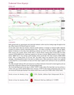 Daily Technical Report:09 May 2018