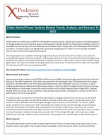 Hybrid Power Systems Market: An Empirical Assessment of the Trajectory of the Market