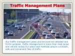 Traffic Management Plans Services | Traffic R Us